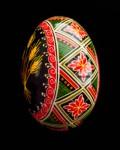 Oval Wheat duck egg(side)1101514