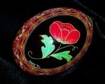 Poppy Oval 2