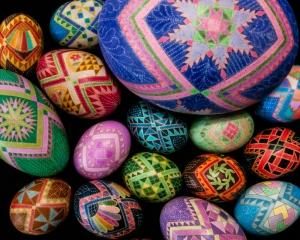 Quilt Eggs en Masse