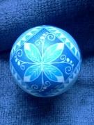 Snowflake egg (top)