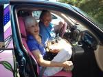 In the eggmobile