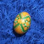 Basia quilt egg