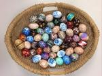 Class egg basket
